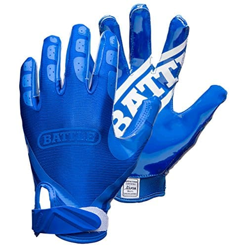 Battle Double Threat Football Gloves