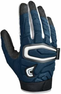 Cutters Glove Adult the Shock Skin Gamer Steam Lined Gloves