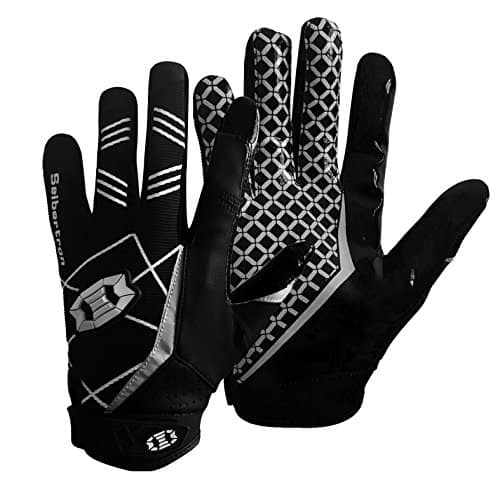 Seibertron Pro 3.0 Elite Ultra-stick Football Receiver Gloves